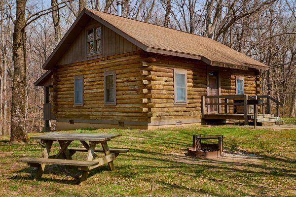 Harmonie State Park Cabins