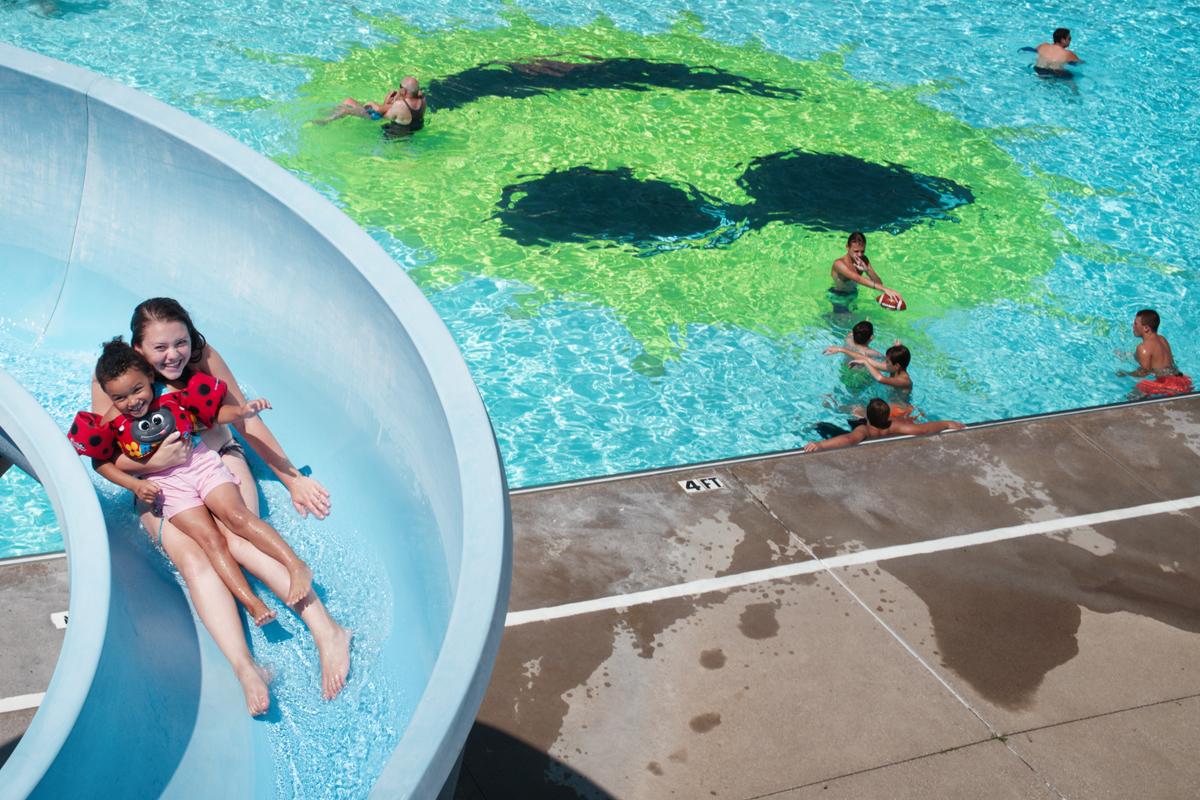 Harmonie State Park Swimming Pool