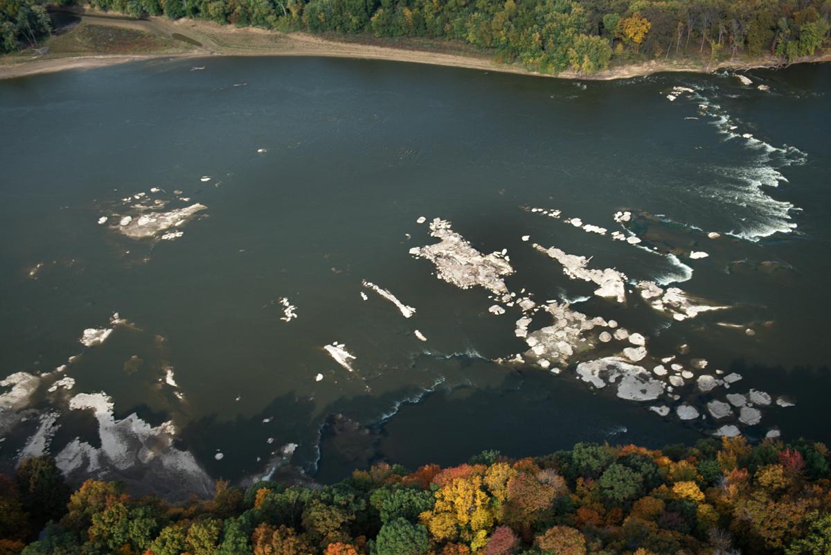 Old Dam Aerial