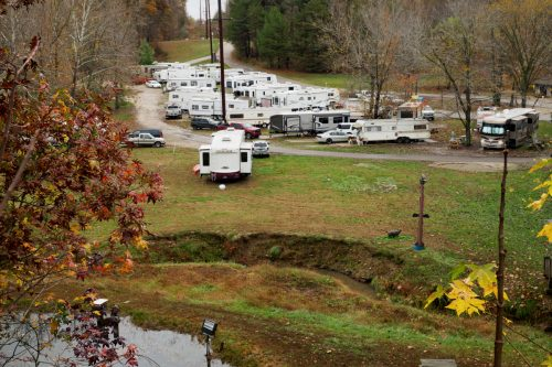 Rocky Falls Campground