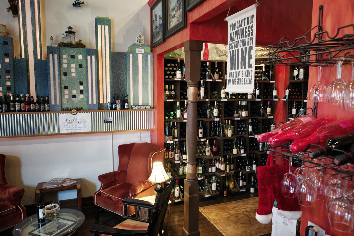 Sara's Wine Shop