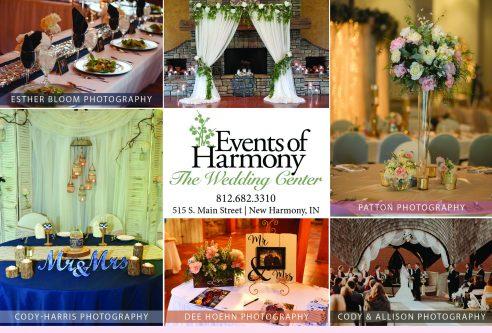 Events of New Harmony