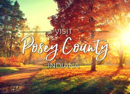 Top 5 Reasons to Visit Posey County in the Fall