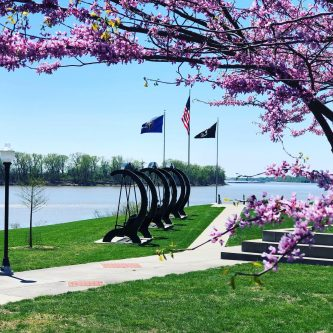 visit posey county, mt vernon, mount vernon, summer, riverfront