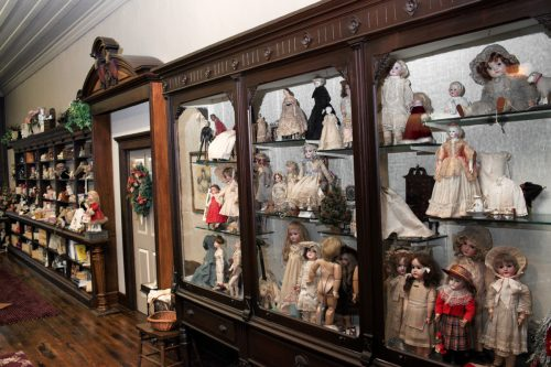 The Antique Doll Shoppe