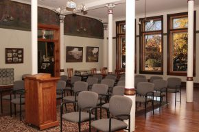 Maclure Room for the Dissemination of Useful Knowledge