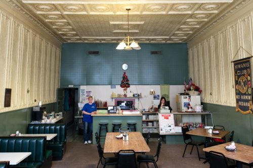 The Main Cafe