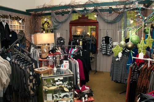 The Mews Clothing and Jewelry