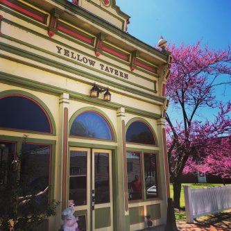 yellow tavern, posey county, indiana, restaurants