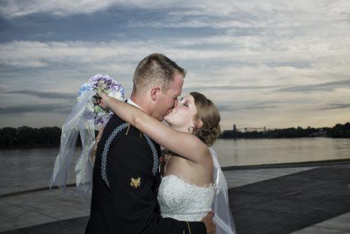 Riverbend Park Amphitheater Wedding