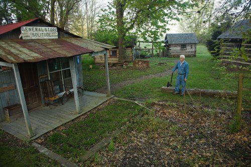 Old Solitude Village