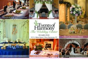 Events of New Harmony