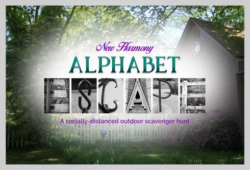 new harmony indiana alphabet escape