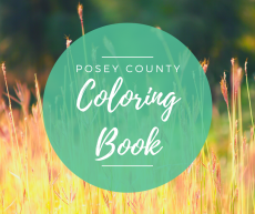 Posey County Coloring Book
