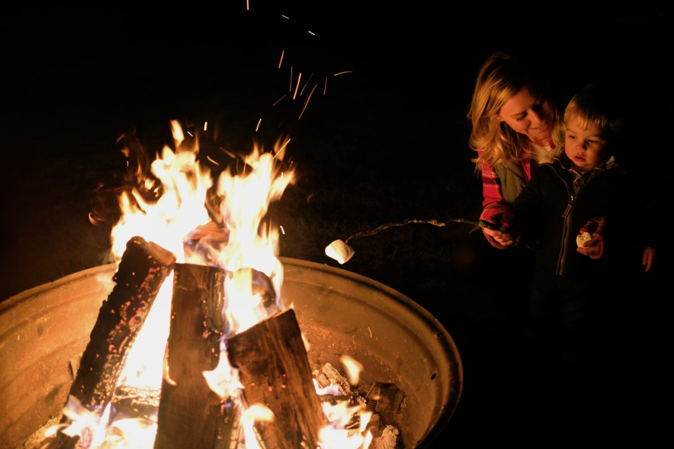 posey county, indiana, southwest indiana, bonfire, smores, fall activities