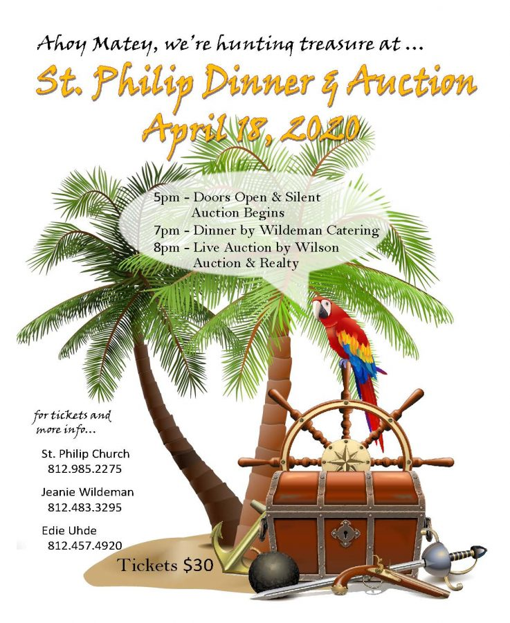 St Philip Auction Posey County Indiana